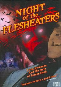 Night of the Flesheaters - (Region 1 Import DVD)