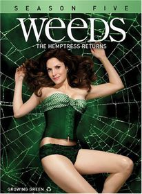 Weeds: Season 5 - (Region 1 Import DVD)