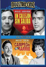 Un Callejon Sin Salida/Campeon Del Ba - (Region 1 Import DVD)