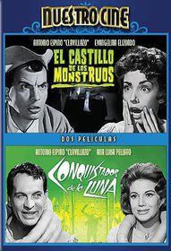 El Castillo De Los Monstruos/Conquist - (Region 1 Import DVD)