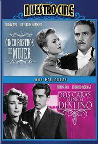 Cinco Rostros De Mujer/Dos Caras Tien - (Region 1 Import DVD)