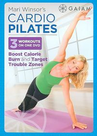 Cardio Pilates - (Region 1 Import DVD)