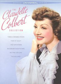 Claudette Colbert Collection - (Region 1 Import DVD)