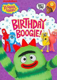 Yo Gabba Gabba:Birthday Boogie - (Region 1 Import DVD)