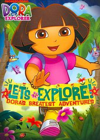 Dora the Explorer:Let's Explore Dora' - (Region 1 Import DVD)