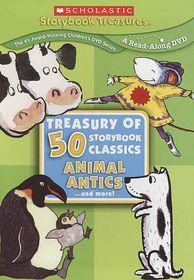 Scholastic Treasury of Storybook Clas - (Region 1 Import DVD)