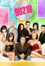 Beverly Hills 90210: Ninth Season - (Region 1 Import DVD)