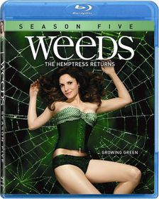 Weeds:Season 5 - (Region A Import Blu-ray Disc)