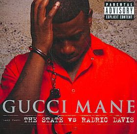 Gucci Mane - The State vs.Radric Davis (CD)