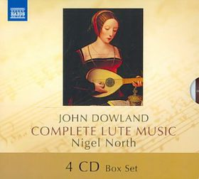 Dowland:complete Lute Music - Complete Lute Music (CD)