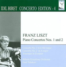 Liszt: Piano Concertos 1 And 2 - Piano Concertos Nos.1 & 2 (CD)