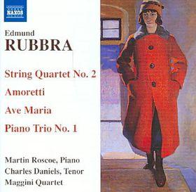 Rubbra: String Quartet No 2 - String Quartet No.2 (CD)
