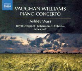 Vaughan Williams: Piano Concerto - Piano Concerto (CD)