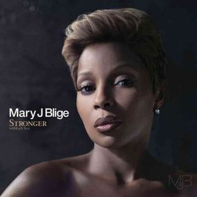 Mary J Blige - Stronger (CD)