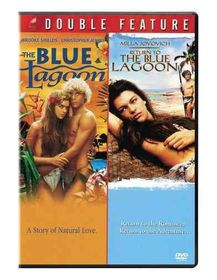 Blue Lagoon/Return to the Blue Lagoon - (Region 1 Import DVD)