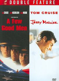 Few Good Men/Jerry Maguire - (Region 1 Import DVD)