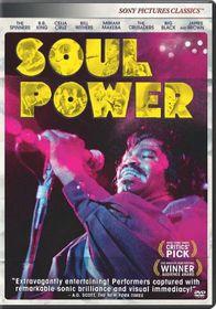 Soul Power - (Region 1 Import DVD)