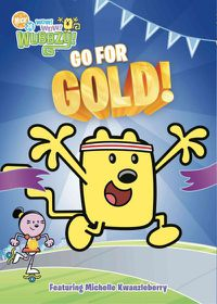 Wow Wow Wubbzy:Go for Gold - (Region 1 Import DVD)