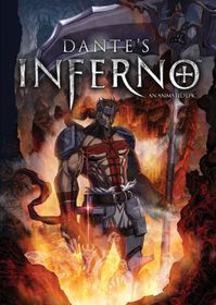 Dante's Inferno - (Region 1 Import DVD)