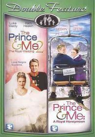 Prince & Me Double Feature - (Region 1 Import DVD)