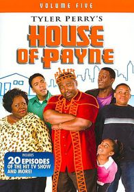 Tyler Perry's House of Payne Vol 5 - (Region 1 Import DVD)