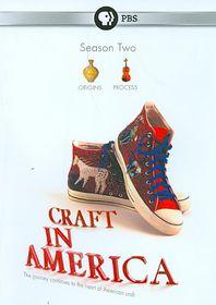 Craft in America:Season 2 - (Region 1 Import DVD)