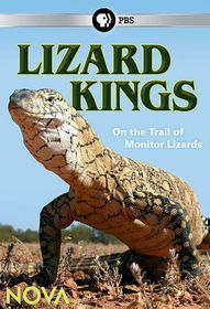 Lizard Kings:on the Trail of Monitor - (Region 1 Import DVD)