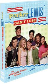 Parker Lewis Can't Lose:Ssn 2 - (Region 1 Import DVD)