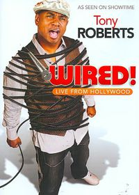 Tony Roberts:Wired - (Region 1 Import DVD)