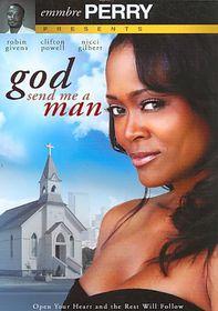 God Send Me a Man - (Region 1 Import DVD)