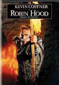 Robin Hood:Prince of Thieves - (Region 1 Import DVD)