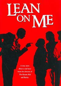 Lean on Me - (Region 1 Import DVD)