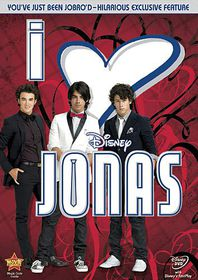 Jonas Vol 2:I Heart Jonas - (Region 1 Import DVD)