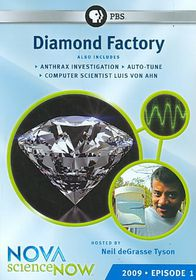 Science Now 09 Ep 1:Diamond Factory - (Region 1 Import DVD)