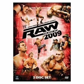 Wwe Raw:2009 Season - (Region 1 Import DVD)
