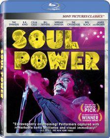 Soul Power - (Region A Import Blu-ray Disc)