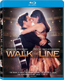 Walk the Line - (Region A Import Blu-ray Disc)