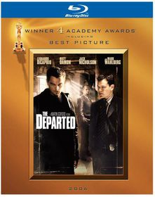 Departed - (Region A Import Blu-ray Disc)