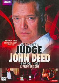 Judge John Deed:Ssn1 & Pilot Episode - (Region 1 Import DVD)