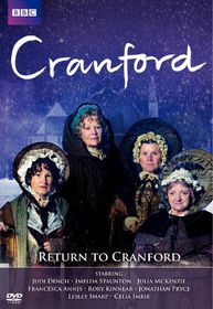 Cranford:Return to Cranford - (Region 1 Import DVD)