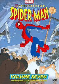 Spectacular Spider Man Vol 7 - (Region 1 Import DVD)
