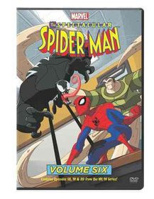 Spectacular Spider Man Vol 6 - (Region 1 Import DVD)