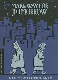 Make Way for Tomorrow - (Region 1 Import DVD)