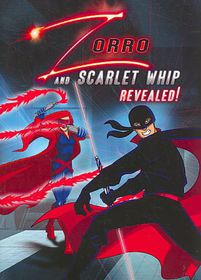 Zorro and Scarlet Whip Revealed - (Region 1 Import DVD)