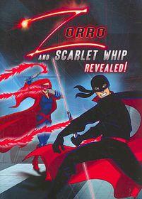 Zorro and Scarlet Whip Revealed - (Region 1 Import DVD)
