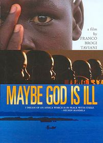 Maybe God is Ill - (Region 1 Import DVD)