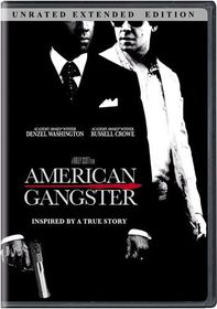 American Gangster (Unrated Extended V - (Region 1 Import DVD)
