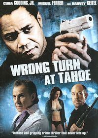 Wrong Turn at Tahoe - (Region 1 Import DVD)