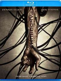 Pandorum - (Region A Import Blu-ray Disc)