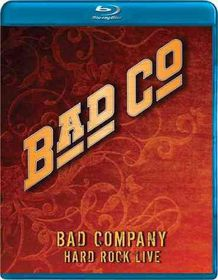 Bad Company:Hard Rock Live - (Region A Import Blu-ray Disc)